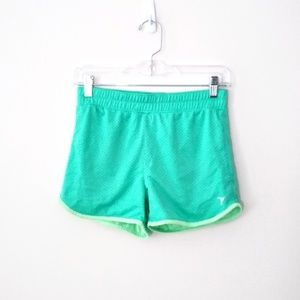 Old Navy Active seafoam green youth shorts